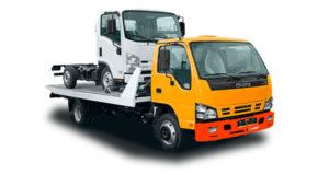 эвакуация грузовиков и спецтехники